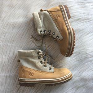 Timberland little boy toddler 11.5 boots